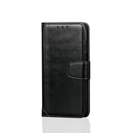Samsung galaxy s6 edge phone case online-Funda de cuero de lujo para Samsung Galaxy S7 S7 Soporte de tarjeta de borde Soporte Cubierta de teléfono con tapa suave para Samsung S6 S6 Funda de borde