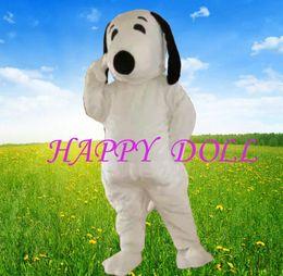 2019 disfraces snoopy 2016 EPE tamaño adulto Snoopy Dog mascota traje Halloween Chirastmas Party Fancy Dress envío gratis disfraces snoopy baratos