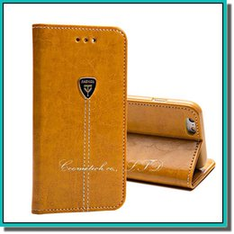 Wholesale Iphone 4s Flip Cases - Luxury Ultra Thin Elephone PU Leather Flip Universal Phone Cases for Iphone 4s 5s 6 6plus samsung Huawei ZTE Oneplus Lenovo with TPU cover