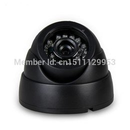 Wholesale Dome Infrared Cctv Camera - FREE SHIPPING 1 PCS 700TVL IR Cut Surveillance Indoor Dome CCTV Security Camera 3.6mm