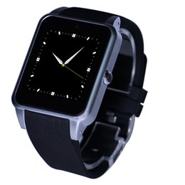 Wholesale Smartwatch SF09 BS Smartwatches Camera Smart watch phones compatible Android IOS Video Recorder Sleep monitor Camera Metal Case FCC Comply