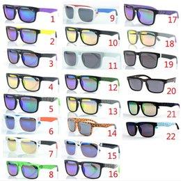 Wholesale Cheap Cycling Waterproofs - 2016 New Sunglasses KEN BLOCK HELM brand Cycling Sports Outdoor men women optic sunglasses Sunglasses Brand sunglasses Cheap hot D131 50