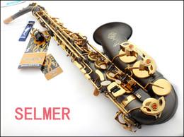 Wholesale Selmer 54 - ALL NEW French Selmer 54 alto saxophone E flat matt black