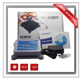 Wholesale Thin Client Pc Stations - N380 Thin Client, PC Station, PC Terminal, PC Share WIN.CE 6.0 with 800Mhz WIFI