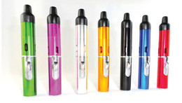 Wholesale N Butane - One Vaporizer W Wind Proof Torch Smoke Lighter Snake click n vape herbal vaporizer with butane lighter