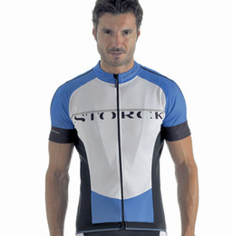 Argentina Al por mayor-2016 de alta calidad NUEVA storck manga corta ciclismo jersey ciclismo ropa envío gratis Suministro