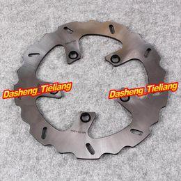 Wholesale Kawasaki Rotors - Stainless Steel Rear Brake Disc Rotor For Kawasaki 1999-2000 ZRX 1100 01-06 ZRX1200 ZRX R S 1200, Motorcycle Part Accessories order<$18no tr