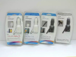 Wholesale Iphone4 Chargers - NEW 5V 2A Micro USB 3.0 Retractable Car Charger Cable LED Auto Power Charging Adapter for Samsung S7 NOTE3 NOTE4 NOTE5 S5 S6 iphone4 5 5S 6