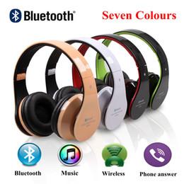 Casque mains libres mains libres Bluetooth stéréo pour casque pliable avec écouteur avec microphone pour iPhone / iPad / PC / Galaxy / HTC / Xiaomi ? partir de fabricateur