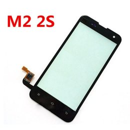 Wholesale Glass Panels For Windows - Wholesale-Original Digitizer For Xiaomi 2S M2 M2s Mi2 Mi2s Lcd Glass Touch Panel Screen digitizer Window Sensor Replacement + Tracking No