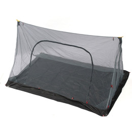 Wholesale Outdoor Shelter Canopy - Wholesale- 2 Persons Anti-mosquito Tent Sunshade Outdoor Camping Tents Picnic Sun Shelter Canopy sunshelter awning tent for camping Hiking