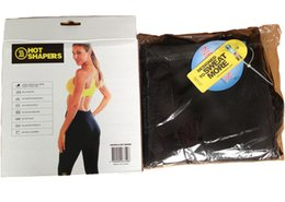 Wholesale Slimming Pants Shaper - 100pcs 2015 New Fashion Hot Slimming Shapers Shorts Thermo Pants shaper shaper sauna zagg ora hot hotpant slimming shaper hotpants Yoga