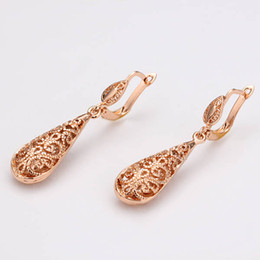 Wholesale Earring Leverback - Wholesale Ornate Silver Flower Filigree Design Teardrop Fashion Dangle Drop Leverback Earrings Fash Shipping