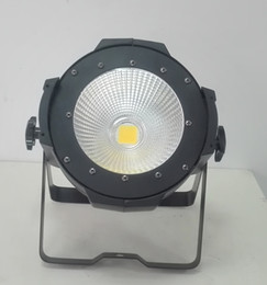 Wholesale Fresnel Lights - DMX512 indoor 100W warm white COB led par light led par 64 can LED studio light LED fresnel stage light