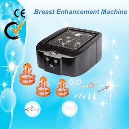 Wholesale Nipple Enlargers - CE approved factory direct sale breast care breast enlarger nipple breast vacuum enlargement device beauty machine Au-7003
