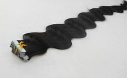 Sıcak satış !! İnsan Saç Uzantıları Remy 20pieces / Set, Doğal Siyah Saç, Hint Cilt Atkı Saç Tedarikçiler, saç uygulayın nereden