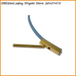 Wholesale Car Pixel Repair - AQkey OBD2tool Pencil Soldering Iron T-tip Teflon Cable for car lcd display pixel flexible cable repair replacement soldering