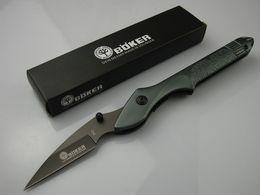 Boker 343 Sky Bird Multi Tool exterior caza bolsillo plegable cuchillo táctico 56HRC 440 manija de aluminio 1 unids envío gratuito desde fabricantes