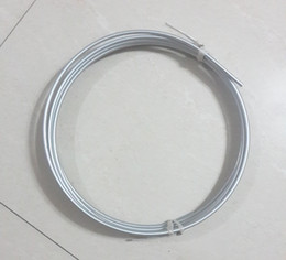"Wholesale Brake Tube - 1 4"" 6.35mm OD Steel brake line tubing coil zinc plated brake tube 25ft 7.62m coil, 1 piece"
