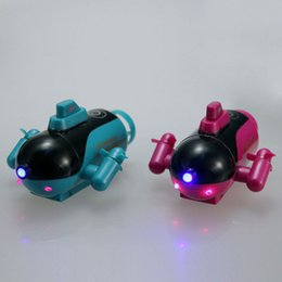 Wholesale Boat R C - Wholesale-Bset gift for Kids, Radio Remote control rc r c mini sub boat SUBMARINE toy