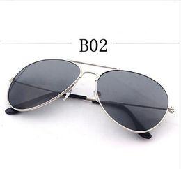 Wholesale Aviator Sunglasses Cheap - New Cheap Fashion Pilot Sun Glasses Mirror Brand Sunglasses Glass 2017 Aviator Eyewear Multicolor UV400 lens LD-01