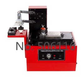 Wholesale Ink Print Machine - YM600-B electric automatic ink printing machine, digital printing machine, trademark plate printing ,with CE