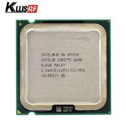 2019 x58 motherboards INTEL CORE 2 QUAD Q9450 Prozessor 2,66 GHz 12 MB FSB 1333 Desktop LGA 775 CPU