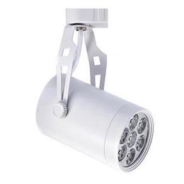 Canada Dimmable LED Rail Lumière 7w COB Projecteur 20Pcs Corps Blanc Garantie du Corps 3 Ans Epistar Puce CE RoHS Australie Livraison Gratuite Offre