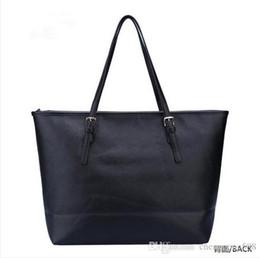 Wholesale Brand Name Designer Leather Handbag - 2017styles Handbag Famous Designer Brand Name Fashion Leather Handbags Women Tote Shoulder Bags Lady Leather Handbags Bags purse 68200
