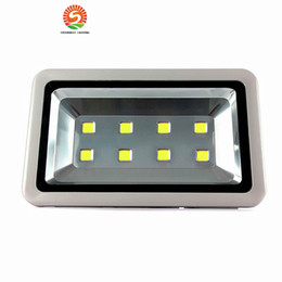 Wholesale Led Reflector White - 2017 Newest Outdoor lighting 100W 150W 200W 300W 400W Epistar Led Floodlight AC85-265V Flood light Waterproof Outside Led Reflector