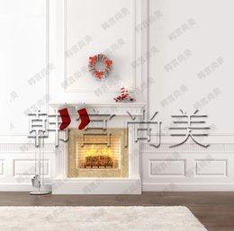 Wholesale Children S Christmas Photography - 5X10ft vinyl backdrop photography background christmas backdrop S-501