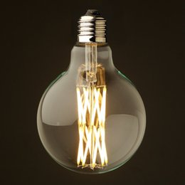 Wholesale Vintage Bird Lamp - New Arrival,16W 2200K,Vintage LED Filament Bulb,Bird Nest G125 Style,120-240V,Retro Decorative Lamp,Dimmable