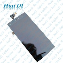 Wholesale Thl W11 Free Shipping - Wholesale-Replace new Original For THL W11 LCD Touch Screen Digitizer+LCD Display assembly Repair parts+Free shipping+tools