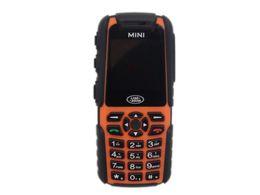 Wholesale Gsm Waterproof Rugged - Original Waterproof Mini A8N Cell Phone 1.3 Inch Sreen GSM Quad Band Dustproof Shockproof Rugged Mobile Phone