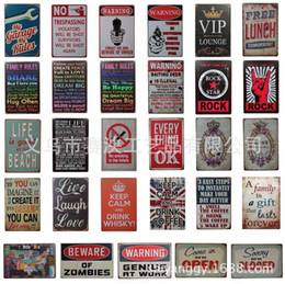 Wholesale Posters Games - Metal Poster Tin Sign Plate Wall Decoration Vintage Art Tin Poster Deco CAR GAME Sign Home Club Bar Cafe Deco 8x12 Inch (20x30cm)