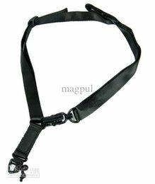 Wholesale Multi Mission Sling System - Multi Mission Sling System shooting Rifle Carry Belts Black