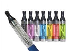 Wholesale E Cigarettes Ce4 Atomizer Core - T2 Atomizer T2 Replacement Coil Clearomizer Vape Tank Replaceable Coil Core Head VS CE4 CE5 CE6 BDC T3 Vaporizer E Cigarette Mod