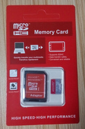 Wholesale Genuine Capacity 16gb - 100% Real Genuine Full Capacity 2GB 4GB 8GB 16GB 32GB 64GB 128GB SDHC Class 10 MicroSD TF Memory SD Card With SD Adapter Retail Package 12