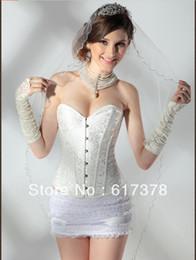Wholesale Strapless Underwear Slim - Bridal lingerie strapless bra breast care slimming waist abdomen corset court Gather underwear abdomen waist shapewear