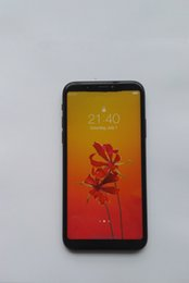 Wholesale Goophone 32gb - Real Face unlocked 4G LTE Eight nuclear Wireless charging Goophone X IX MTK6592 3GB RAM 32GB ROM 1280*720 Show 4GB 256GB Cell Phones