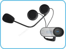 Wholesale Intercom W Screen - Free shipping!!4 X TCOM-SC W Screen Bluetooth Motorcycle Motorbike Helmet 800M Intercom Headset headset usb helmet headset
