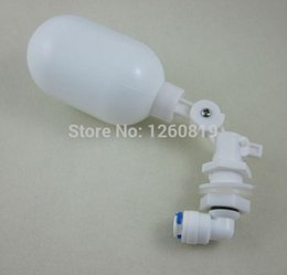 """Wholesale Reverse Osmosis Systems - Wholesale-1 4"""" Float Ball Valve Shut Off Automatic Fill Feed Fish Tank Aquarium RO Water Reverse Osmosis System"""