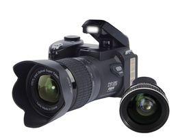 Wholesale Video Digital Frame - PROTAX POLO SHARPSHOTS HD D7100 Digital Video Camera 33 Million Pixel Camera Digital Professional DSLR Camera 24X Optical Zoom