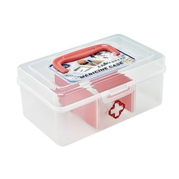 Wholesale Safety First Kit - CHAHUA family small plastic kits, health first aid kit, children's emergency medicine box,Multilayer, safety,Environmental