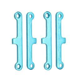 Wholesale Hsp Truggy - 2 Set 02173 Upgrade Parts Blue Aluminum Suspension Arm Pad for HSP 1 10 Car Buggy ATV Truck Truggy Cars