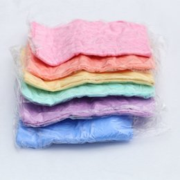 Wholesale Shampoo Towels - Wholesale-Small bottled deerskin chamois towel wash towel B goods pet shampoo clean towels do not pick the color more