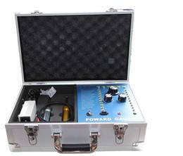 Wholesale Long Range High Sensitivity - Free Shipping + High Sensitivity VR6000 Long Range King 50m ground gold diamond metal detector DHL FedEX UPS OR EMS