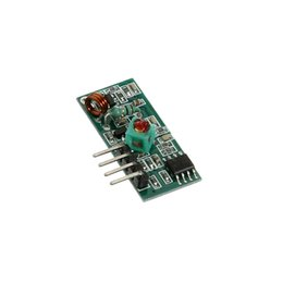 Wholesale Mhz Transmitter - ASK 315 433 MHZ RF Wireless Transmitter And Receiver Module