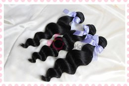 Wholesale Real Remy Hair Sale - On sale 6A Indian virgin hair Wavy Weave,3.5 oz bundle Indian Wavy hair,real human hair weave Virgin Remy Hair Extensions
