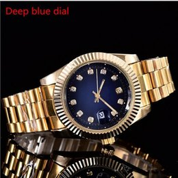 Wholesale master chains - Quartz Big Bang hot man date brand new drop shipping Mechanical High quality Watch Chain diving master men watch sports Men's Watches #llo